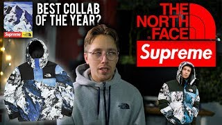 SUPREME x THE NORTH FACE COLLAB IS COMING + IS THIS THE BEST COLLAB OF THE YEAR?