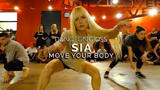 download lagu Sia - Move Your Body  Nika Kljun Choreography gratis