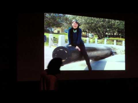 Sharon Koskoff - Art Deco Society of the Palm Beaches - Talk on Habana Deco 2013! Part III