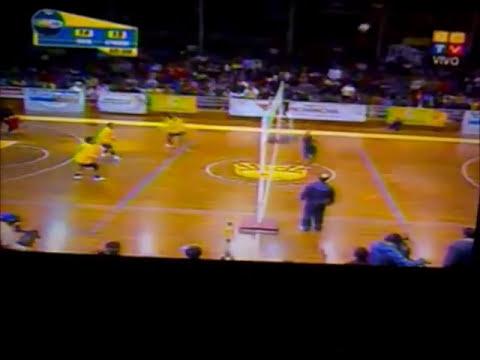Final Ecuavoley Quito, Epmmop vs Invin