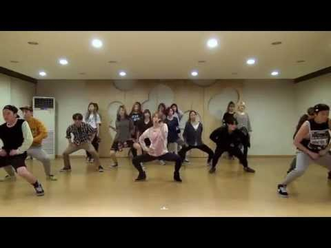 4MINUTE - 오늘 뭐해 (Whatcha Doin Today) (Choreography Practice...