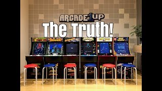 The Truth About Arcade1Up
