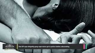 Two UP Cops Allegedly Gang rape Minor Girl in Police Station - TOI