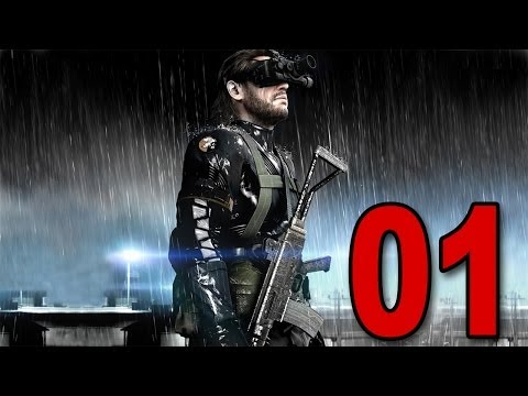 Metal Gear Solid V: Ground Zeroes - Part 1 - Meet Snake (Let's Play / Walkthrough / Playthrough PS4)