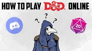 How to Play D&D Online | Roll20 Tutorial