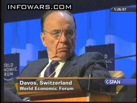 Murdoch of Fox News Admits Manipulating the News for Agenda