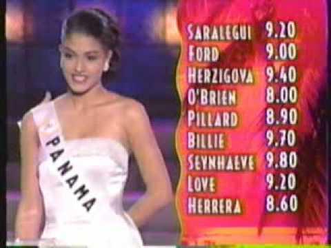 Miss Universe 1997 - Finalists