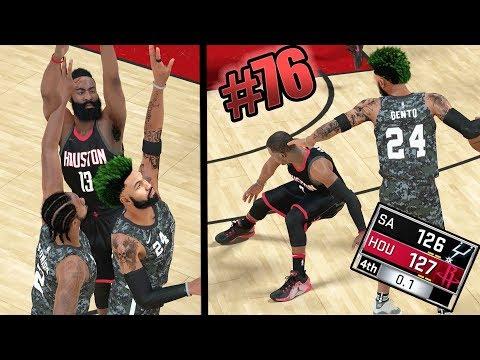 NBA 2k18 MyCAREER - MOST INTENSE GAME OF THE SEASON! INSANE ENDING! Ep. 76