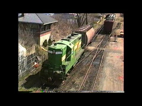 NEGS Geep #503  Manchester to Concord,NH  05/01/1992
