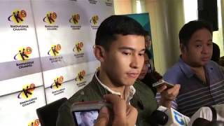 Enchong Dee stands by his tweets