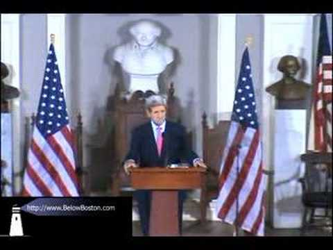 "John Kerry "" Plan for a 21st  Century Economic Strategy """