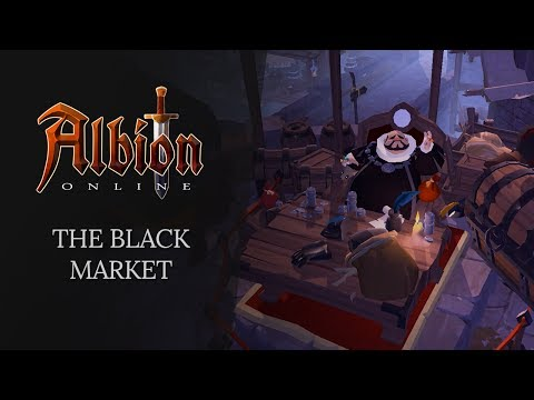 Albion Online |  The Black Market