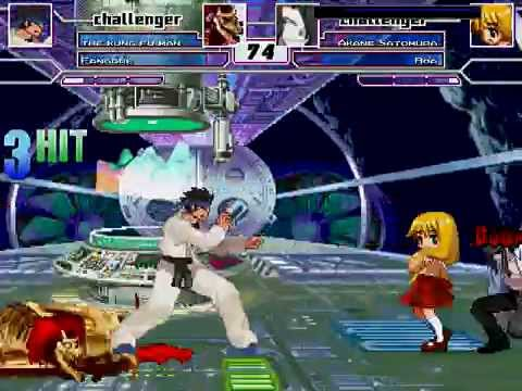 Mugen TB Tournament S4 Quarter Finals: Match 1