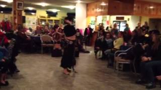 Lindsey Stirling Song of the Caged Bird Bellydance