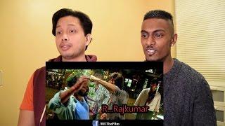 R...Rajkumar | Trailer Reaction and Review | Stageflix