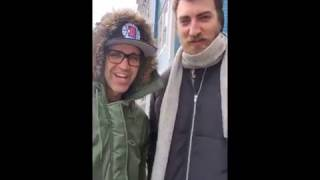 Rhett and Link Going to Sundance, the Instagram Story