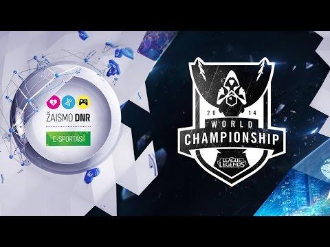 League of Legends pasaulio čempionato finalas