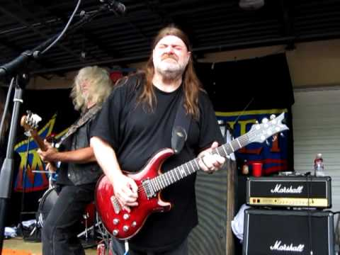 Dave Hlubek Solo - Molly Hatchet, T for Texas