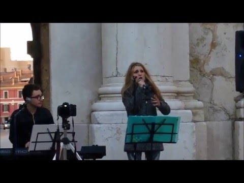 People Help The People (Birdy cover) - Over The Pop live