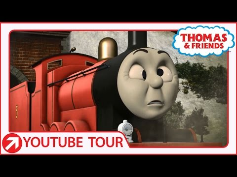 Accidents On The Railway | Thomas' Comedy Showtime | Thomas & Friends video