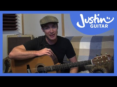 Interval Ear Training: Aural Training Stage 1of5 (Guitar Lesson  AU-101) How to play