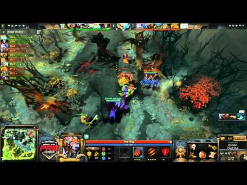 Tinker vs NAR v2 Game 3  joinDOTA MLG Pro League Season 2  Durkadota NahazDota