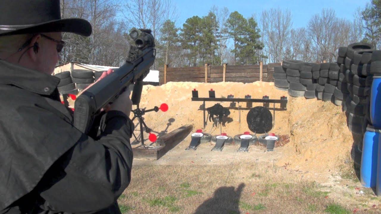 Kel-tec Ksg 12 Gauge Shotgun Kel-tec Ksg 12ga Shotgun