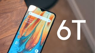 OnePlus 6T First Impressions!