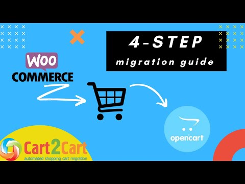How to Migrate from WooCommerce to OpenCart with Cart2Cart