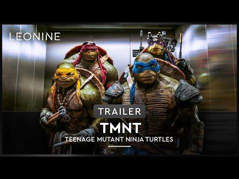 TMNT - Teenage Mutant Ninja Turtles - Trailer (deutsch/german)