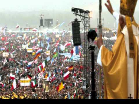Jesus Christ You Are My Life - World Youth Day 2011 Music Videos