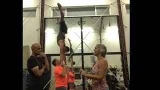 The Acrobatic Meditation Experience - Sports Acro In-locate Pike