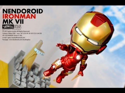 Review: Nendoroid Ironman mk7 Hero's Edition