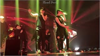 180630 Got7 From Now Hunger Phoenix Jackson Yugyeom Solo Unit A Eyes On You In Jakarta