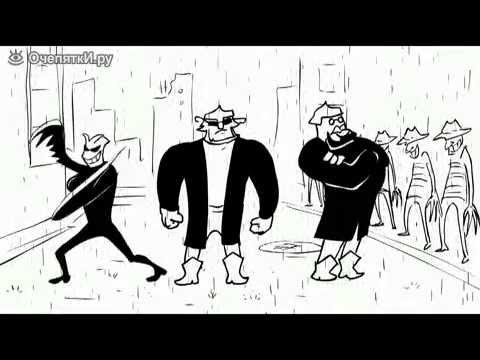 Три богатыря VS Фреди Крюгера