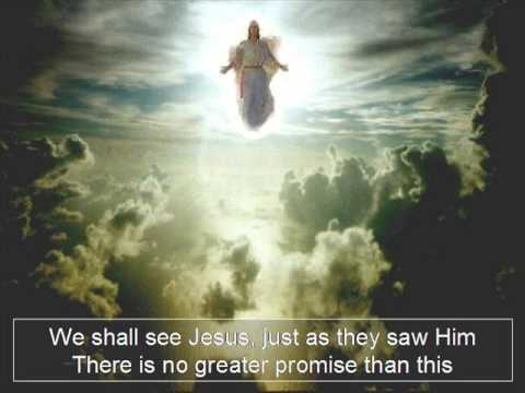 we shall see jesus jimmy swaggart with lyrics youtube