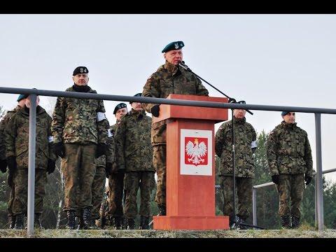 12 Szczecińska Dywizja Zmechanizowana Rozpoczęła ćwiczenie RYŚ-15