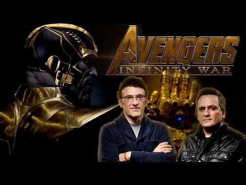 Anthony And Joe Russo To Direct INFINITY WAR PART 1 And 2 - AMC Movie News