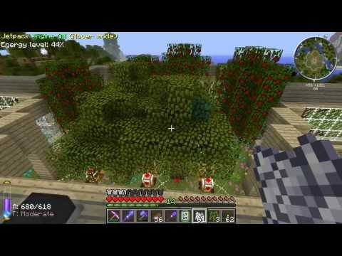 Etho MindCrack FTB - Episode 43: Double Pranked!