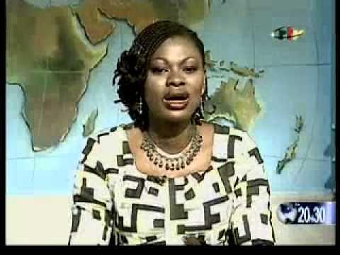 Cameroun - CRTV: Le Journal  20h30 - 17 02 2015