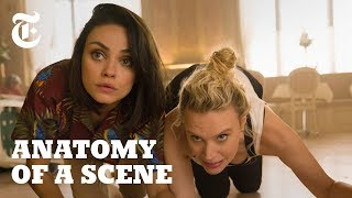 Watch Mila Kunis and Kate McKinnon Steal a Car in 'The Spy Who Dumped Me' | Anatomy of a Scene