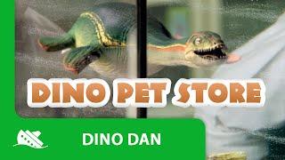 Dino Dan: Trek's Adventures: Dino Pet Store - Episode Promo