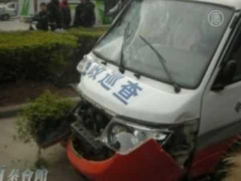 Un accident mortel masqué par les médias chinois