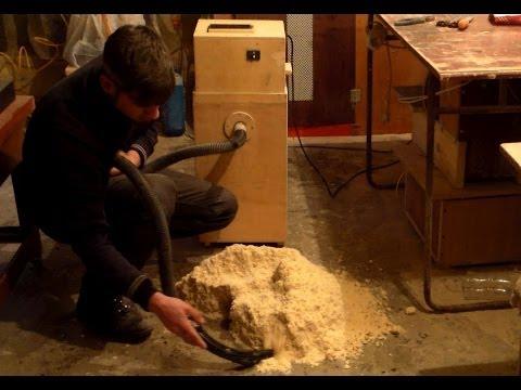 Пылесос своими руками для мастерской