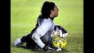 Flamengo vs Club America - GUILLERMO OCHOA SAVES Libertadores 2008 Estdio Maracan