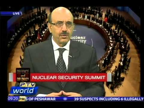 Defence & Diplomacy: Nuclear Security Summit