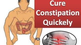 How to Relieve Constipation Quickly & Naturally