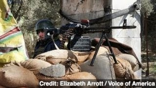 Israel Claims Syria Using Chemical Weapons  4/24/13