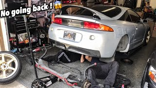 Eclipse Gsx Evo Swap Disassembly! Ep. 3