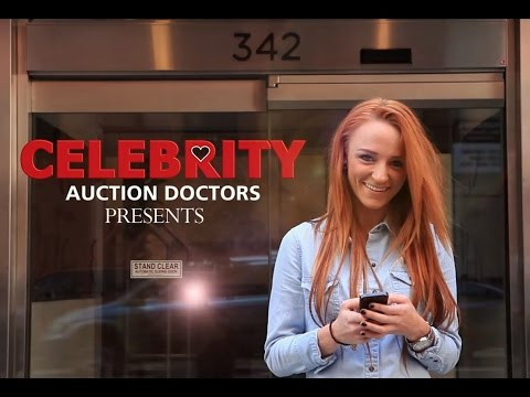 TEEN MOM MACI BOOKOUT on Celebrity Auction Doctors eBay Giving Works for March of Dimes
